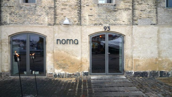 """Noma entrance"" by paz.ca - noma Restaurant in Copenhagen - Main Entrance. Licensed under CC BY 2.0 via Wikimedia Commons - http://commons.wikimedia.org/wiki/File:Noma_entrance.jpg#mediaviewer/File:Noma_entrance.jpg"