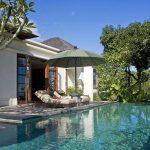 This is Villa 5 at The Damai, Bali.
