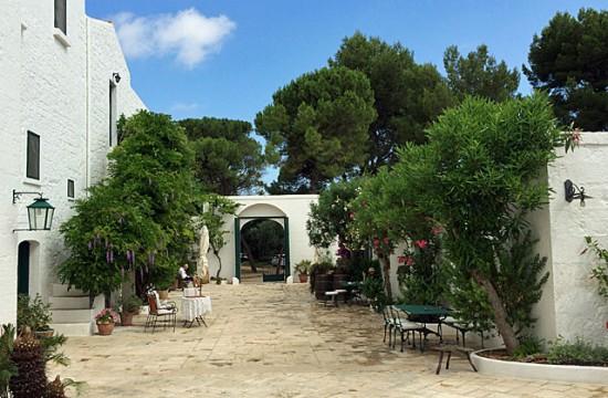 Masseria Il Franoio outisde Ostuni, Puglia.