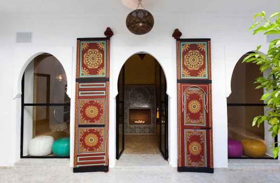 doors in Marrakech