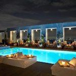 Sky Bar at Mondrian Hotel