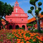 Dutch Swaure in Malacca, Malaysia.