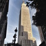 Empire State Building in NYC