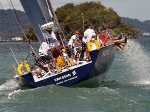 Royal Langkawi International Regatta, Malaysia in 2006.