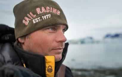 Martin Enckell - expedition leader in the Polar Regions.