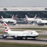 Briitsh Airways Boeing 747 on taxi way. (Picture by Nick Morrish/British Airways)