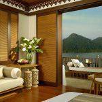 Hill Villa at Pangkor Laut Resort, Malaysia.