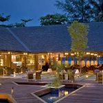 Feast Village at Pangkor Laut Resort, Malaysia.