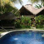 Swasti Cottages in Ubud, Bali.