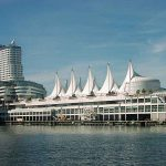 Canada Place in Vancouver during daytime.