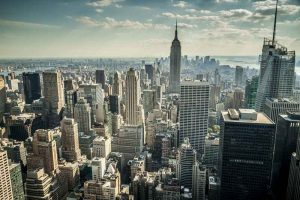 New York City is one of the best cities for food in the world!