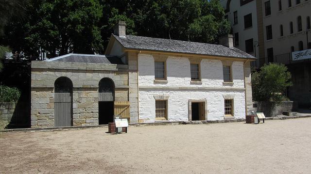 Sydney's oldest residential building