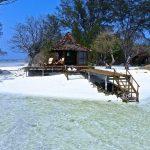 Krakal Island at Kura Kura Resort.