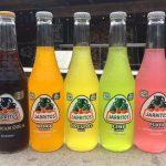 Jarritos Mexican Sodas.