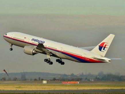 MAS Boeing 777 - MH370