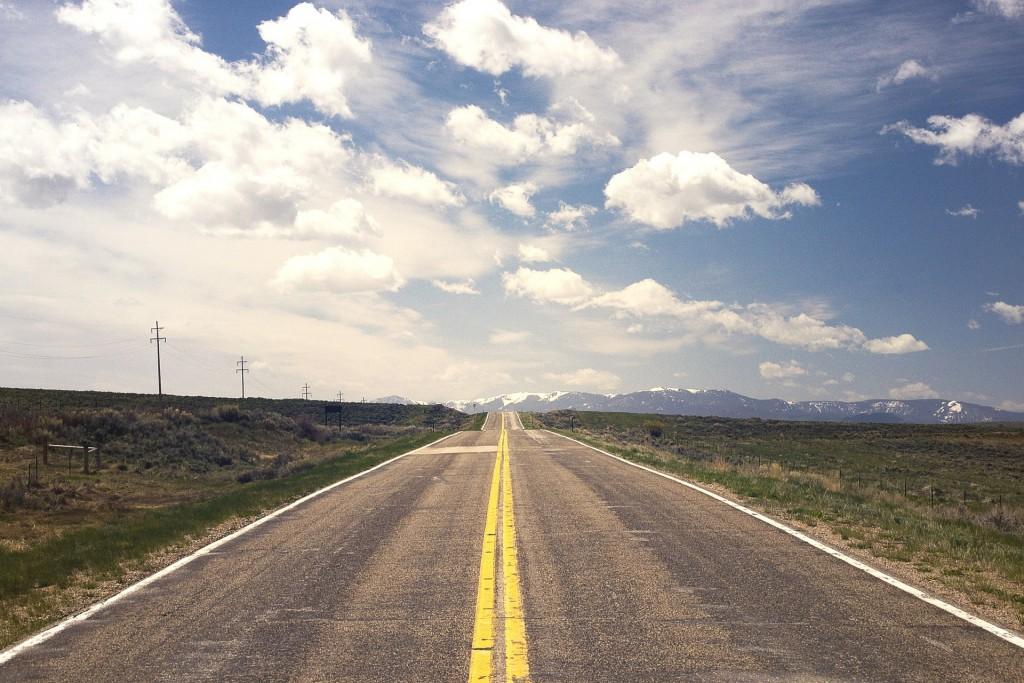 The Open Road is Calling you