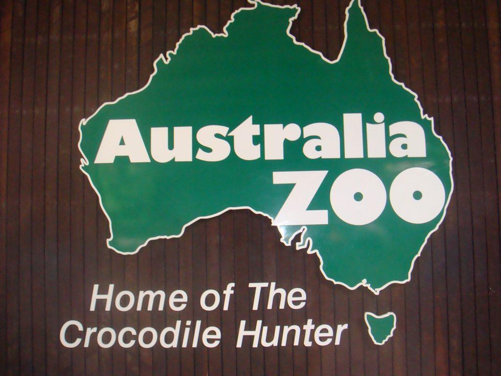Steve Irwins Australia Zoo, Queensland, Australia.