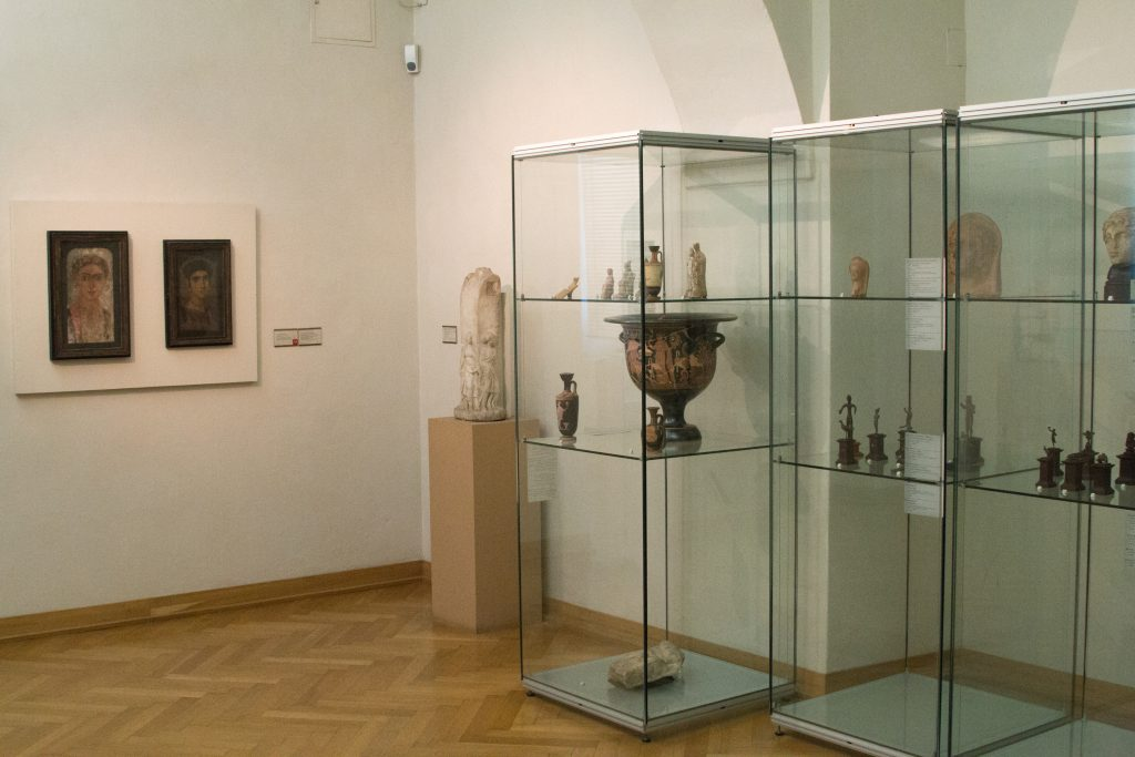 Sternberg Museum in Prague.