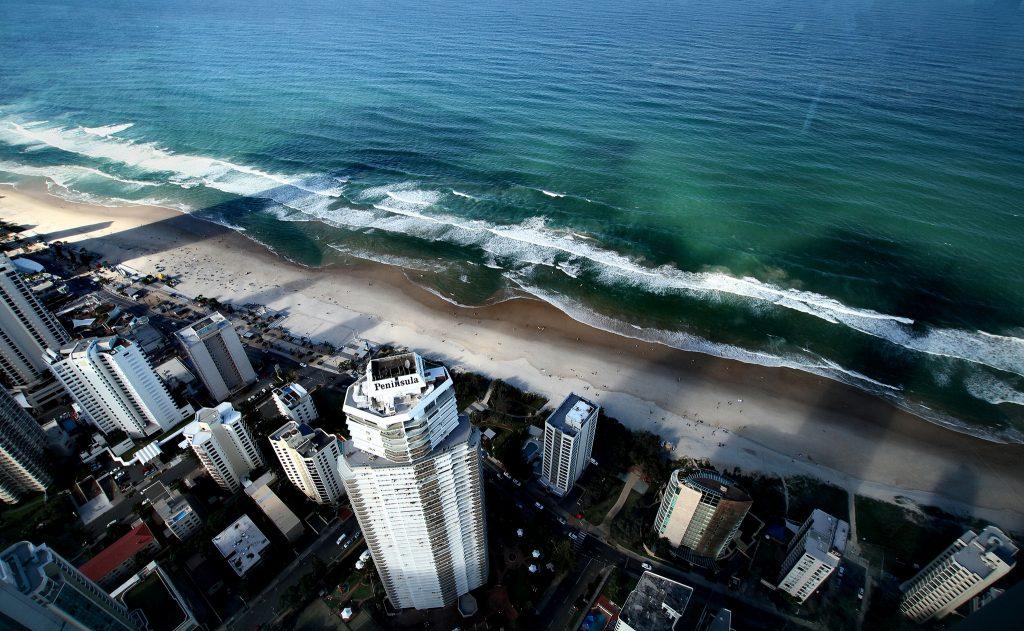 Skypoint Climb, Gold Coast.
