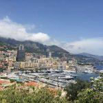 Monaco harbour.