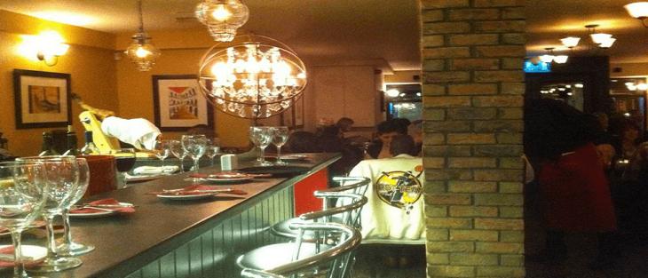Picaderos restaurant in Dublin.