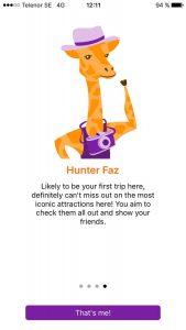 """Trabble personality """"Hunter Faz"""""""