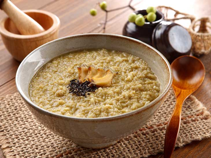 Abalone Rice Porridge