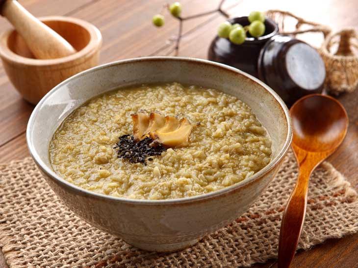 Abalone Rice Porridge