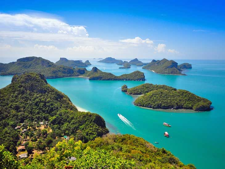 Koh Samui is stunning in its natural beauty.