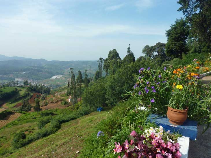 Ooty, Tamilnadu in India.