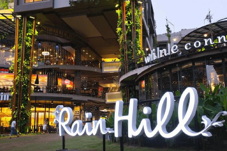 Rain Hill Plaza, Bangkok.