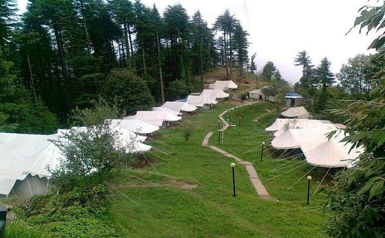 Mussoorie Camping