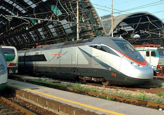 Indian Bullet Train.