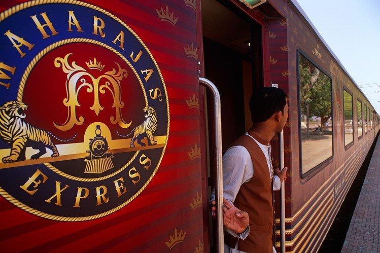 Maharaja Express.