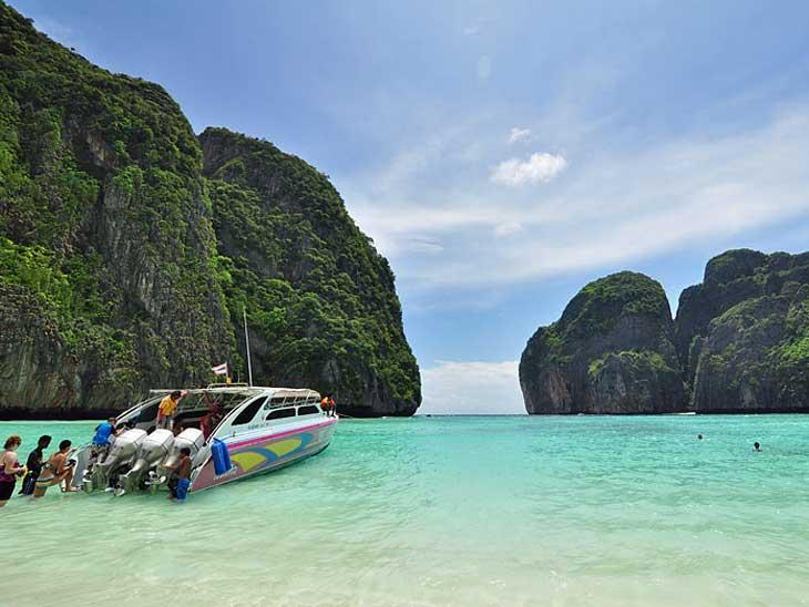 Koh Hong, Thailand.