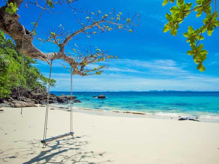 Koh Maiton, Thailand.